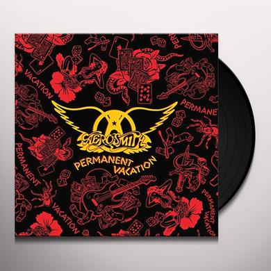 Aerosmith PERMANENT VACATION Vinyl Record - 180 Gram Pressing