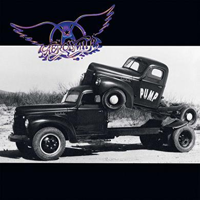Aerosmith PUMP Vinyl Record