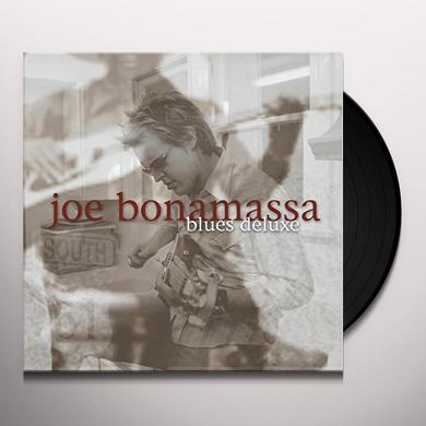 Joe Bonamassa BLUES DELUXE Vinyl Record - Gatefold Sleeve