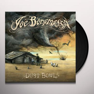 Joe Bonamassa DUST BOWL Vinyl Record - Gatefold Sleeve
