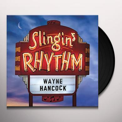 Wayne Hancock SLINGIN' RHYTHM Vinyl Record