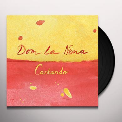 Dom La Nena CANTANDO Vinyl Record