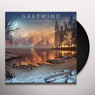 GREYWIND AFTERTHOUGHTS Vinyl Record - UK Import
