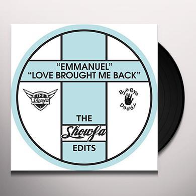 SHOWFA EDITS Vinyl Record