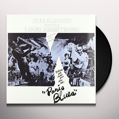 Duke Ellington PARIS BLUES (GREY VINYL) Vinyl Record