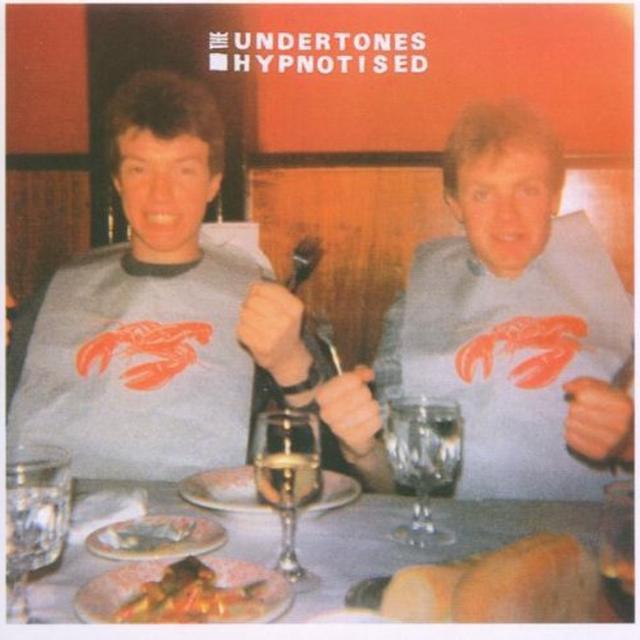 Undertones HYPNOTISED Vinyl Record - UK Import