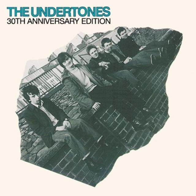 UNDERTONES Vinyl Record - UK Import