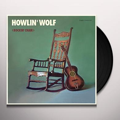 Howlin Wolf ROCKIN CHAIR ALBUM + 4 BONUS TRACKS Vinyl Record