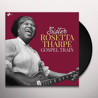 Sister Rosetta Tharpe GOSPEL TRAIN Vinyl Record - Spain Import