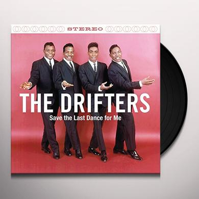 Drifters SAVE THE LAST DANCE FOR ME + 2 BONUS TRACKS Vinyl Record