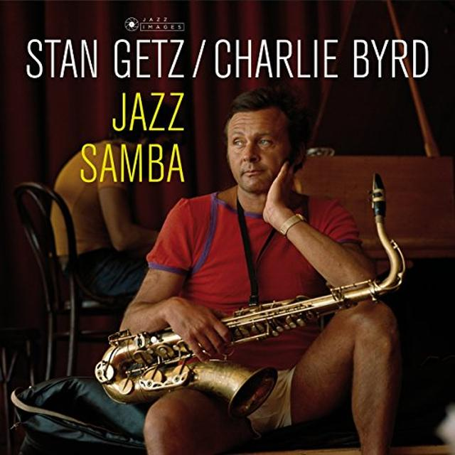 Stan Getz JAZZ SAMBA Vinyl Record - Gatefold Sleeve, 180 Gram Pressing, Spain Import
