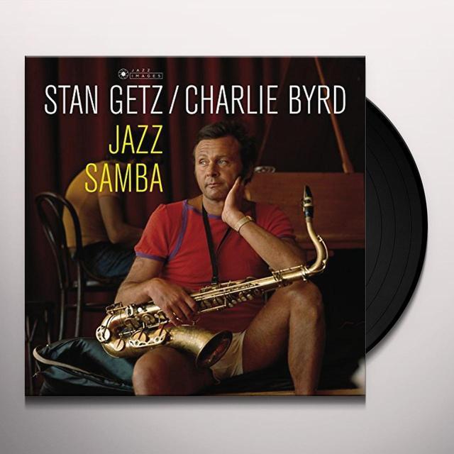 Stan Getz JAZZ SAMBA Vinyl Record - Gatefold Sleeve, 180 Gram Pressing, Spain Import