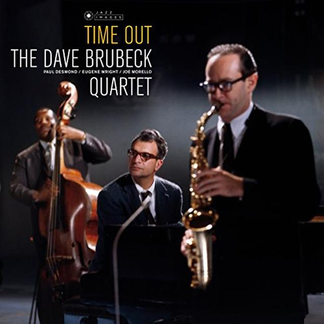 Dave Brubeck TIME OUT Vinyl Record - Gatefold Sleeve, 180 Gram Pressing, Spain Import