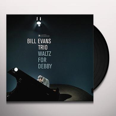 Bill Evans WALTZ FOR DEBBY Vinyl Record