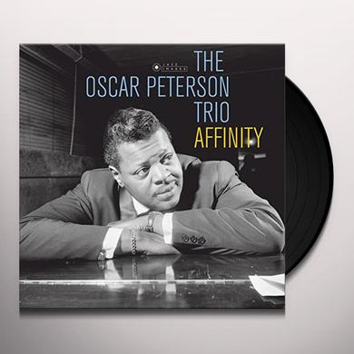 Oscar Peterson AFFINITY Vinyl Record - Gatefold Sleeve, 180 Gram Pressing, Spain Import