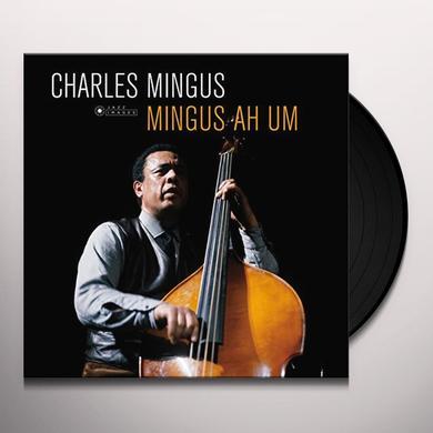 Charles Mingus AH UM Vinyl Record - Gatefold Sleeve, 180 Gram Pressing, Spain Import