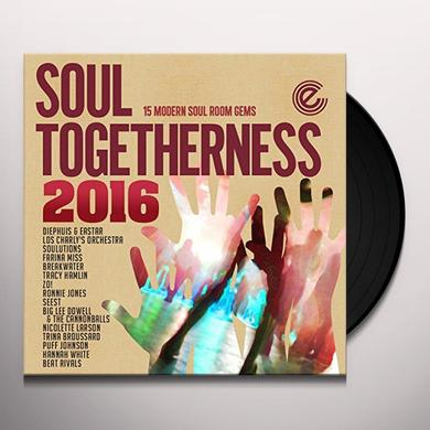 SOUL TOGETHERNESS 2016 / VARIOUS (UK) SOUL TOGETHERNESS 2016 / VARIOUS Vinyl Record - UK Import