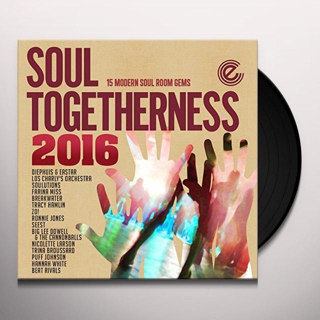 SOUL TOGETHERNESS 2016 / VARIOUS (UK) SOUL TOGETHERNESS 2016 / VARIOUS Vinyl Record - UK Import