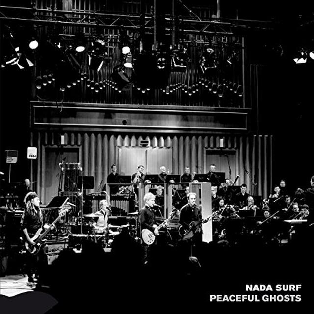 Nada Surf PEACEFUL GHOSTS: LIVE WITH DEUTSCHES FILMORCHESTER Vinyl Record