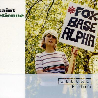Saint Etienne FOXBASE ALPHA: 25TH ANNIVERSARY EDITION Vinyl Record