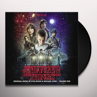 Kyle Dixon / Michael Stein STRANGER THINGS SEASON 1 VOL 1 / O.S.T. Vinyl Record - UK Release
