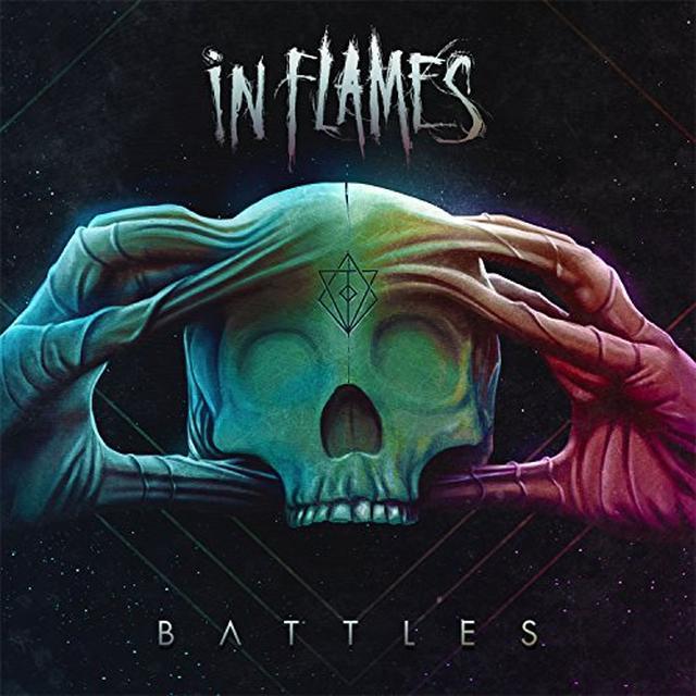 In Flames BATTLES Vinyl Record