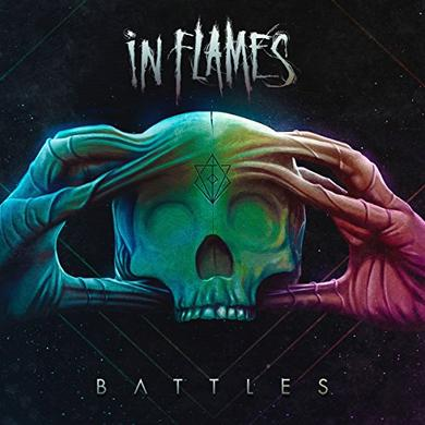 In Flames BATTLES Vinyl Record