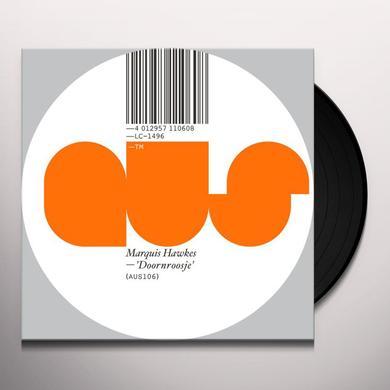 Marquis Hawkes DOORNROOSJE Vinyl Record