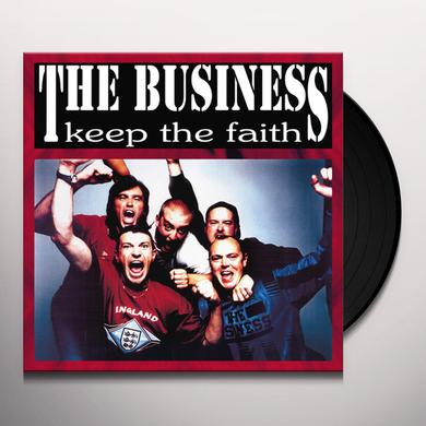 Business KEEP THE FAITH Vinyl Record