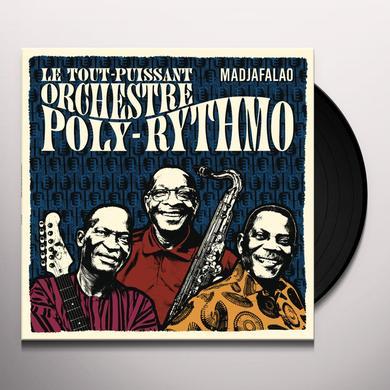 LE TOUT-PUISSANT ORCHESTRE POLY-RYTHMO MADJAFALAO Vinyl Record