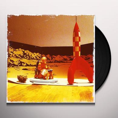 Ddms TINTIN Vinyl Record
