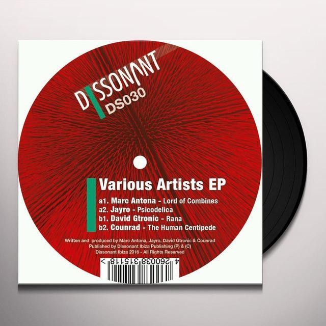 VA / VARIOUS ARTISTS Vinyl Record