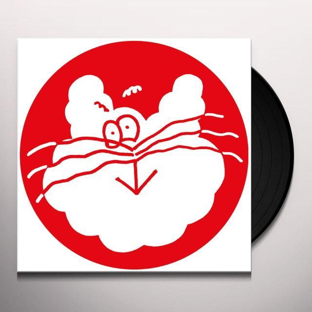 Red Axes BUBBLE CAT Vinyl Record