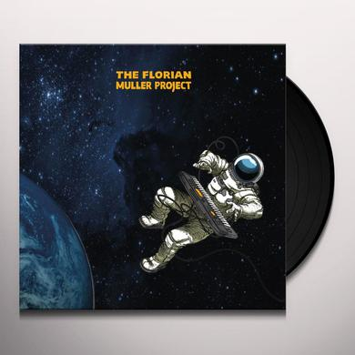 Florian Muller Project GRAVITATIONAL BLUES Vinyl Record