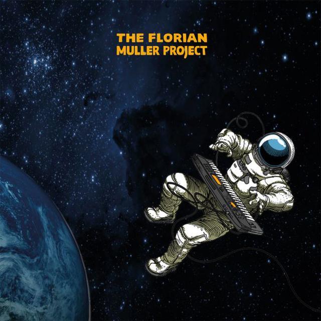 Florian Muller Project GRAVITATIONAL BLUES Vinyl Record