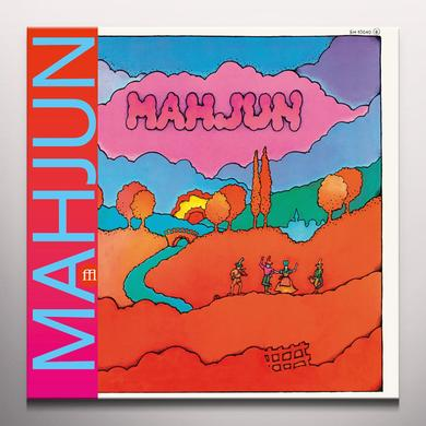 MAHJUN (1973) Vinyl Record - Colored Vinyl, Orange Vinyl