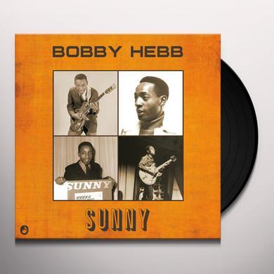 Bobby Hebb SUNNY Vinyl Record