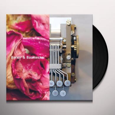 Barker & Baumecker LOVE HERTZ / CIPHER Vinyl Record