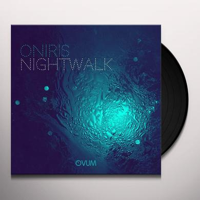 Oniris NIGHT WALK Vinyl Record