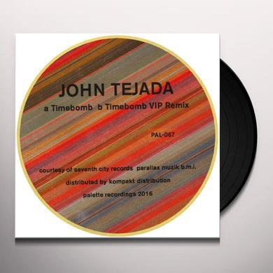 John Tejada TIMEBOMB Vinyl Record