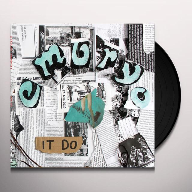 Embryo IT DO Vinyl Record - w/CD