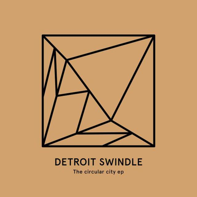 Detroit Swindle CIRCULAR CITY Vinyl Record
