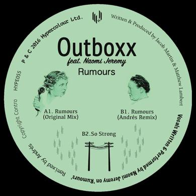 Outboxx RUMOURS Vinyl Record