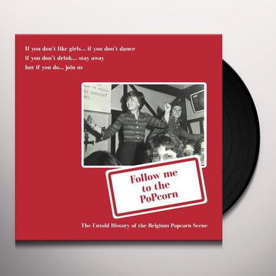 FOLLOW ME TO THE POPCORN: UNTOLD HISTORY / VARIOUS Vinyl Record