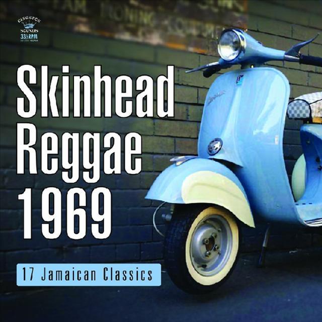 SKINHEAD REGGAE 1969 / VARIOUS Vinyl Record