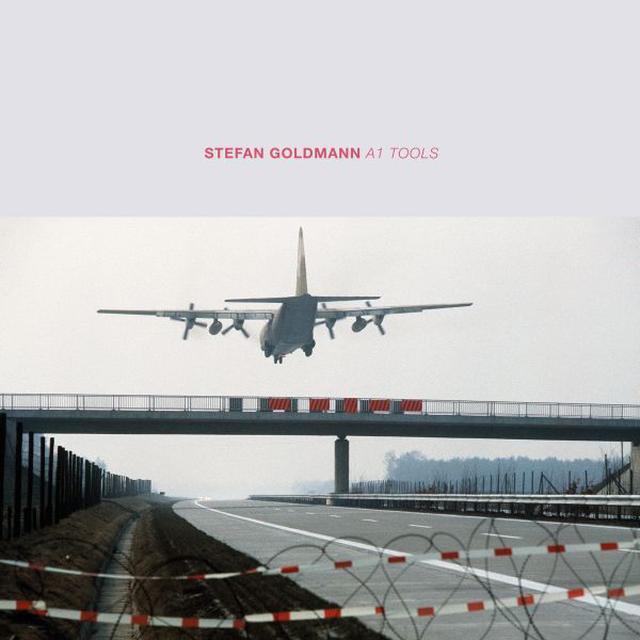 Stefan Goldmann A1 TOOLS Vinyl Record