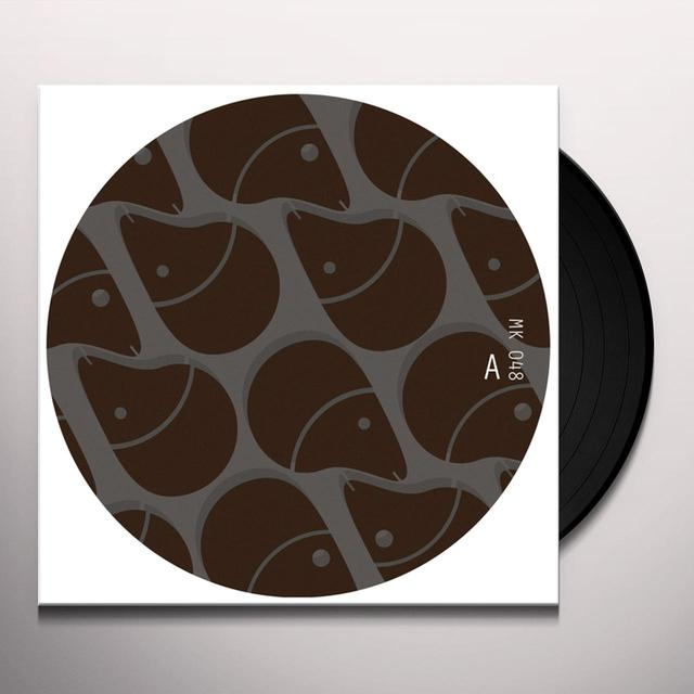 Metaboman EXHAUT Vinyl Record