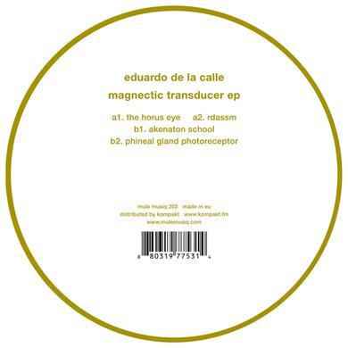 Eduardo De La Calle MAGNECTIC TRANSDUCER Vinyl Record