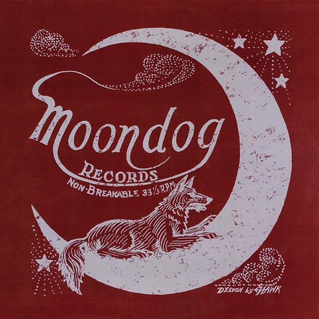 Moondog SNAKETIME SERIES Vinyl Record