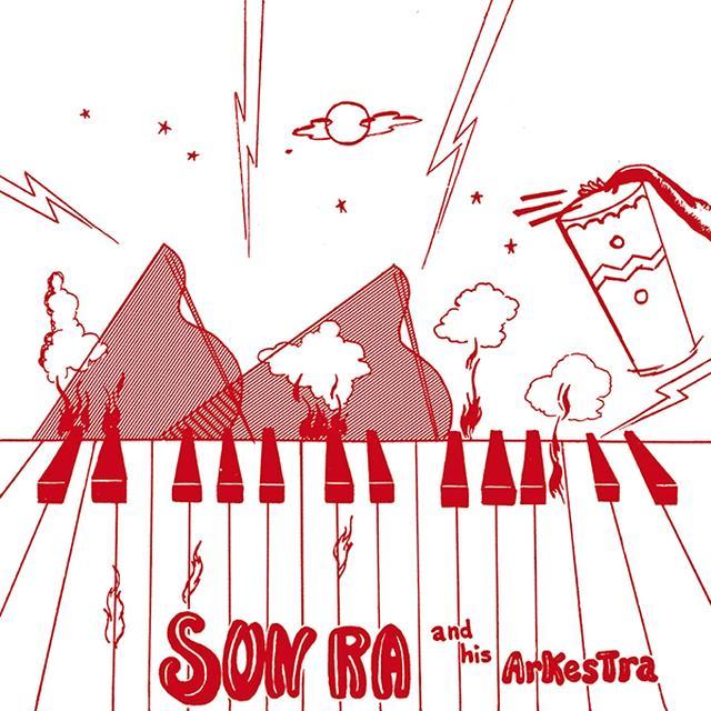 Sun Ra & His Arkestra SUPER-SONIC JAZZ Vinyl Record